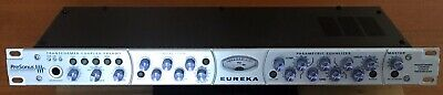PreSonus Eureka Channel Strip w. manual