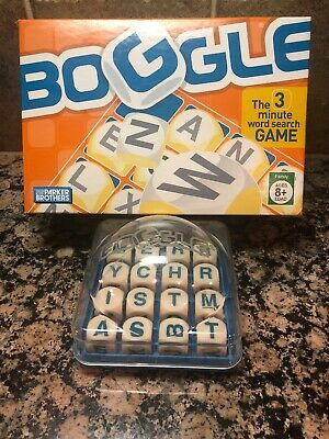 Boggle Word Search Game Ages 8+ Parker Brothers Juniors