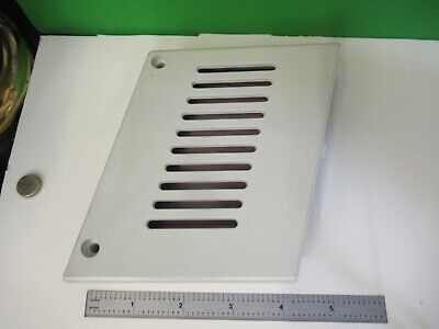 Leica Dmr Plastic Cover  Microscope Part As Pictured &58-B-31