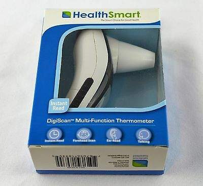 HealthSmart DigiScan Multi-Function Thermometer - Digital