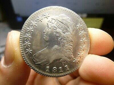 1811 Capped Bust Half Dollar