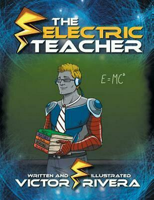 The Electric Teacher by Victor Rivera (English) Paperback Book Free Shipping!