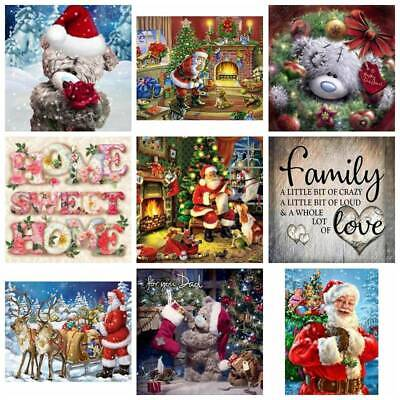 5D diamond painting kits Embroidery Cross Craft Stitch Art Pictures Mural Decors