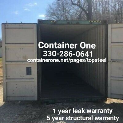 20 And 40 Steel Conex / Storage / Shipping Containers In Miami FL