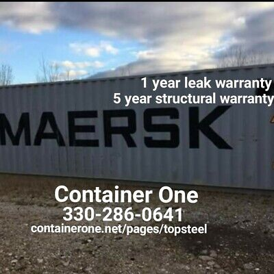 20 And 40 Steel Conex / Storage / Shipping Containers In New Orleans LA