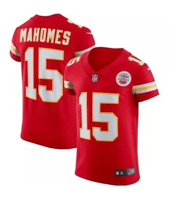 Patrick Mahomes KC Chiefs AUTHENTIC Nike Vapor Untouchable Limited Jersey NWT XL