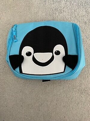 Boy's Blott Penguin Themed Lunch Bag
