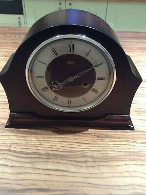 Vintage Smiths Enfield Striking Mantel Clock