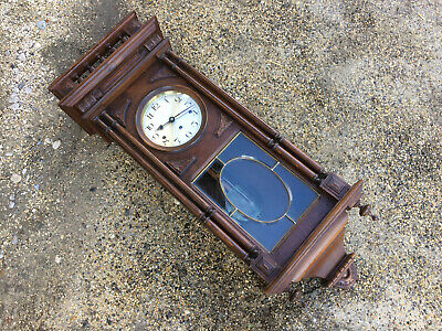 Antique Chime Westminster 8 Stems 8 Hammers Movement Kienzle No No 46 Old Clock