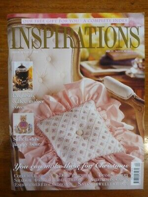 Inspirations Embroidery Magazine Issue 24 - 1999 - Country Bumpkin