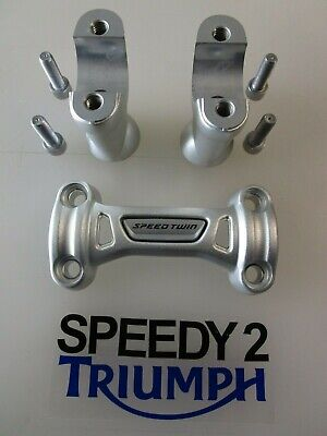Triumph Speed Twin Handlebar Risers 28 Mm T2043408 T2043406