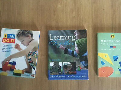 Collection Of Montessori Books