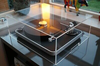 Haube Deckel Dust Cover Clearaudio Concept Ovation Plattenspieler Turntable