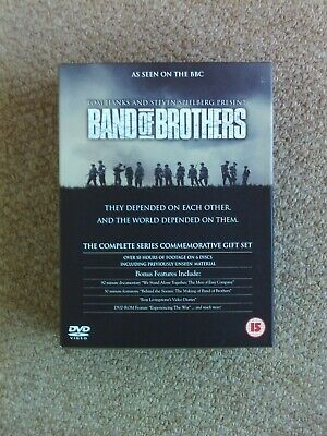 Band Of Brothers - The Complete Series Commemorative Gift Set (6 Disc).