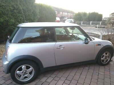 2005 Mini One- Silver Spares or repairs No MOT