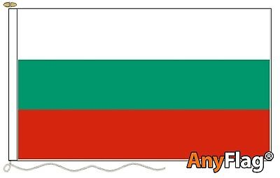 Bulgaria Anyflag Made To Order Various Flag Sizes With Eyelets
