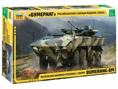 American Armored Personnel Carrier M-3 Scout Car 6245 Zvezda 1:100