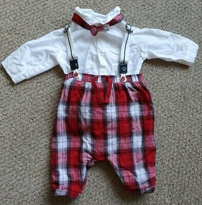 Baby Boy Suit Age Up To 3 Months By Next (see photo's)