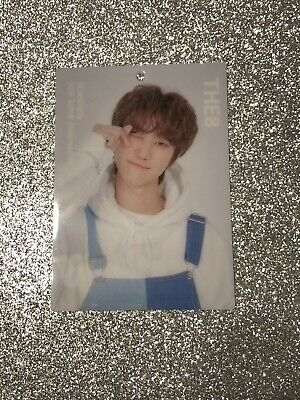 Seventeen Official The 8 Minghao Haru Photocard