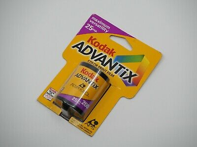 Kodak Advantix Color Film 25 Exp. 200 ISO 200/24 Expired 10/01 New In Package