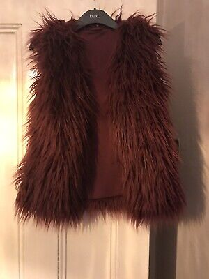 girls gillet By Nutmeg 9-10 Years