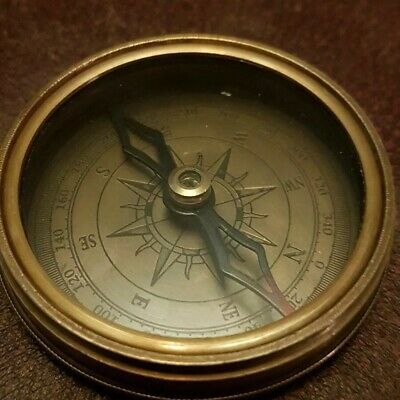 Original German Compass 3in Deutsche Reichsbahn 1941