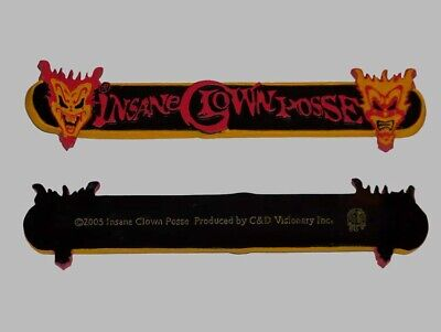 ICP vintage 2005 Jeckel Brothers acrylic incense burner Insane Clown Posse bros