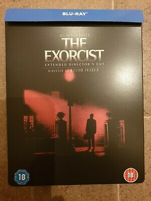The Exorcist Extended Directors Cut Blu-Ray, Steelbook