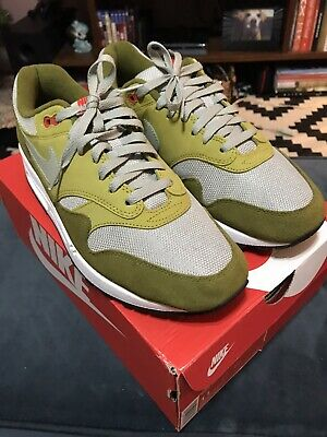 Nike Air Max 1 PRE Retro Green Curry Olive (908366 300)