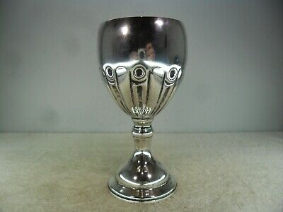 Good Quality Silver Plated Antique Goblet Cup