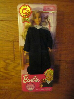 BARBIE 2019 Career of the Year JUDGE Doll Blonde Hair Fast Shipping!