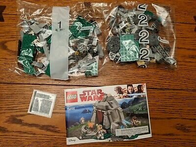 LEGO Star Wars 75200 Ahch-To Island Training - NEW in Sealed Bags! NO BOX
