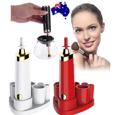 Electric Makeup Brush Cleaner Dryer Set Cleaning Tool Machine Automatic Device