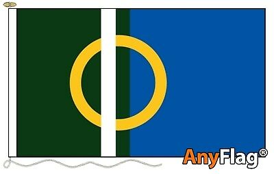 Calne,Wiltshire Anyflag Made To Order Various Flag Sizes With Eyelets