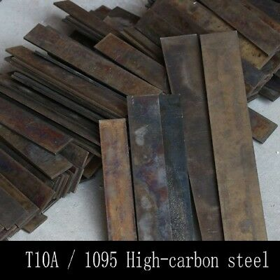 T10A High carbon steel Plate Board For DIY Tool Kitchen Knife module embryo