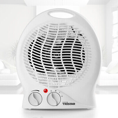 Thermo Ventilateur Portable Tristar KA5039 2000W Blanc
