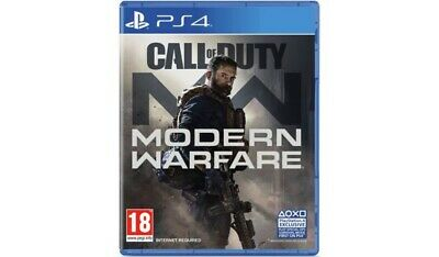 Call Of Duty Modern Warfare for PS4 BRAND NEW & SEALED