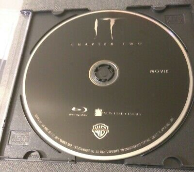 It Chapter 2 (2019) BLU RAY DISC ONLY