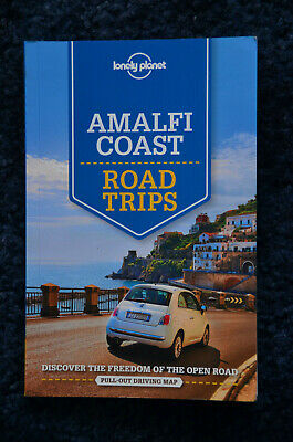 """Travel guide book """"Almalfi coast road trips"""" by Lonely Planet (3)"""