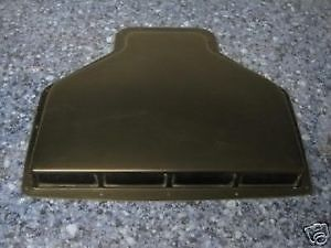 Roof scoop  outer moulding race rally car universal fitting
