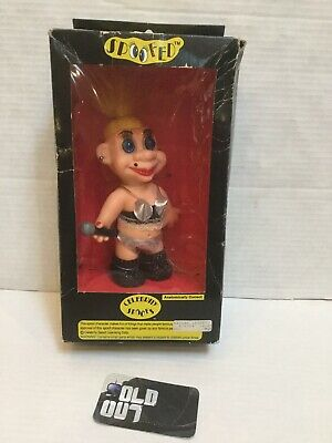 RARE Celebrity Spoofs Spoofed Madonna Troll Doll Figure Big Version In Box
