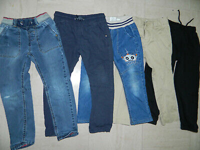Boy's NEXT Jeans Trousers Bundle age 4/5 years Slim Fit
