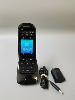 Logitech Harmony Ultimate Smart Remote Control With Cradle N-R0007