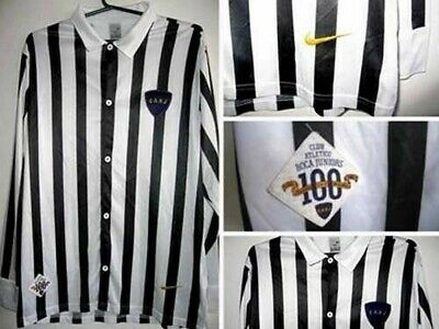 Maglia Boca Juniors Stagione 2005  Nike  Limited Edition Made In Argentina Shirt