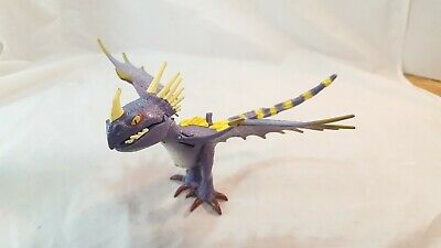 2013 How To Train Your Dragon Stormfly Purple Deadly Nadder Spin Master works*
