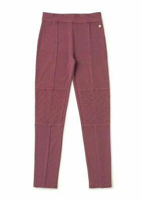 NWT Matilda Jane MAKE BELIEVE 435 Tween Quilted Beauty Pants size 8 free ship