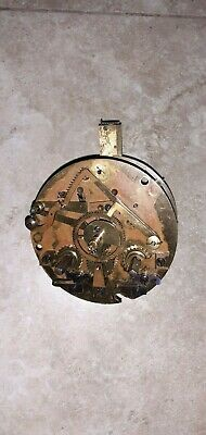 Samual Marti French Clock Movement For Spares/Repairs. Medaille D'or Paris1900