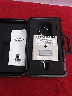 Hasting HLS-5 High Voltage Hot Line Indicator 6701 Equipment Meter Tester