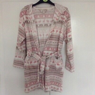 Girls Dressing Gown Age 10/11 yrs