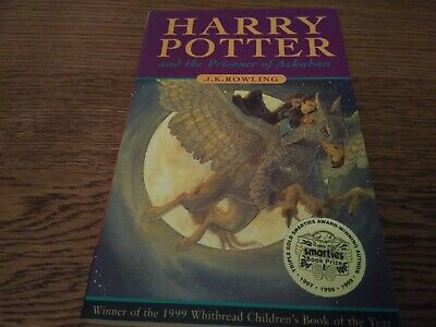 Harry Potter and the Prisoner of azkaban first edition first print paperback